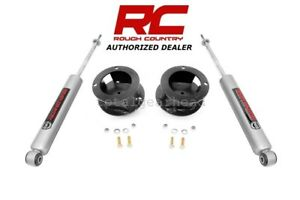 2013 2018 Ram 2500 3500 4wd 2 5 Rough Country Leveling Lift Kit W N3 37730
