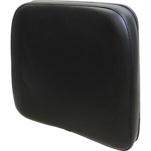 70269926 Seat Back Black Vinyl For Allis Chalmers 175 185 200 Tractors