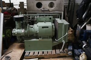 Sullair 40hp 3 Phase 230 460v Compressor Rotary Motor