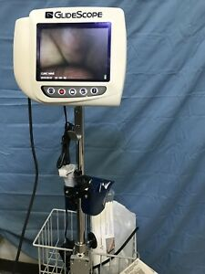 Verathon Glidescope Gvl Portable Video Intubation System With 3 4 Video Baton