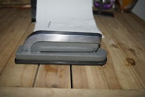 Vintage Ibm Hole Punch Made In Usa Modern Paper Punch Mid Century Modern