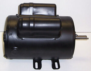 Cp1502mv1 Air Compressor Replacement Motor 240vt 5hp 56fr One Phase
