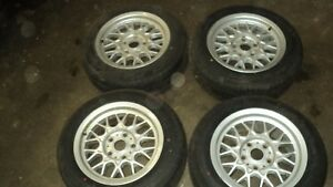 1998 Bmw 528 15 Wheels And Tires