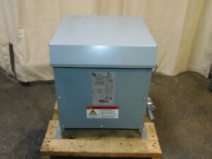 Hammond Power Electric Transformer 575y 332v 230v 3 Phase