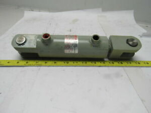Loramendi Welded Hydraulic Cylinder 40mm Bore 90mm Stroke Clevis Ends
