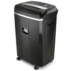 Aurora Au2040xa Anti jam 20 sheet Crosscut Cd paper And Credit Card Shredder