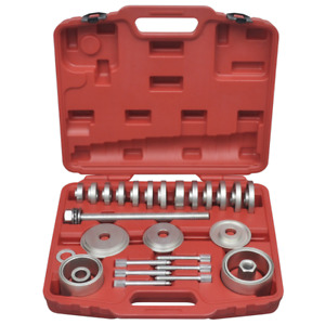 31 Pcs Wheel Bearing Tool Front Wheel Removal Installation Kit For Audi Vw Bmw