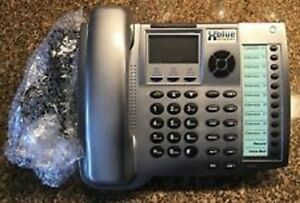 new In Box Xblue 45pekt Telephone Titanium Color