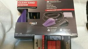 New 3m 03210 Clean Sand System Free Shipping With Sandpaper