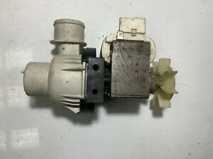 Washer dryer Drain Pump 120v 60hz For Electrolux P n 131268401 used