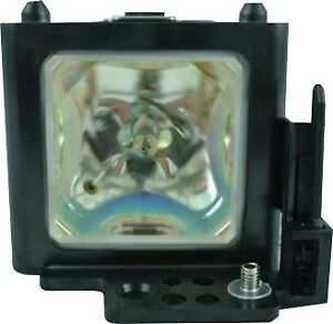 Oem Bulb With Housing For Elmo Edp s50 Projector With 180 Day Warranty