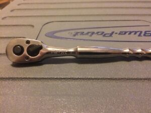 new Blue Point 1 4 Quick Release Ratchet As Sold By Snap On