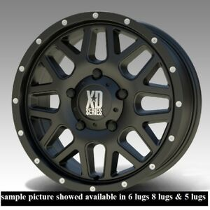 4 New 20 Wheels Rims For Ford Excursion 2wd 4wd 22097