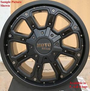 4 New 20 Wheels Rims For Chevy Silverado 2500 Hd Lt Ltz Wt 23031