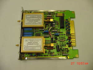 Agilent Hp 08662 60303 Frequency Doubler Board Assy For Parts Only