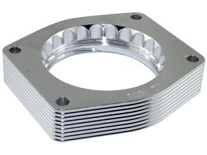 Afe Power 46 34010 Silver Bullet Throttle Body Spacer For Camaro 10 14 V6 3 6l