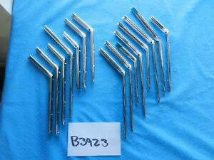 Zimmer Wright Surgical Orthopedic Free Lock Femoral Instruments Lot Of 15 12