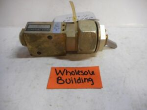 Knorr Pneumatic Manually Activated Valve I 372348 85 Whev 01