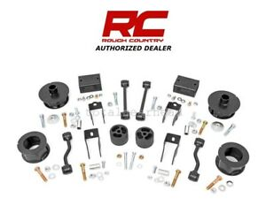 2018 Jeep Jl Wrangler 4wd 2 5 Rough Country Suspension Lift Kit 67600