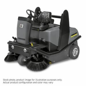 Karcher Km 120 150 R Bp Commercial Floor Sweeper Demo Unit 1 511 104 0