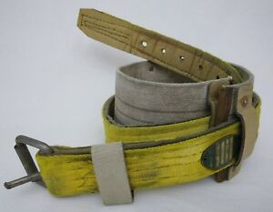 Miller Division Inco 7na Linemans Belt Utility Pole Climbing Power Line Harness