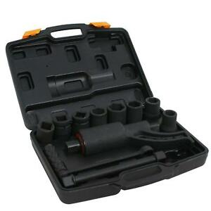 Heavy Duty Torque Multiplier Labor Saving Lug Nut Remover Wrench Set With Case