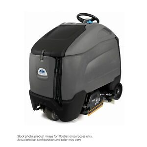 Windsor Chariot 3 Iscrub 26 Sp Floor Scrubber Obc Chem Metering Demo Unit