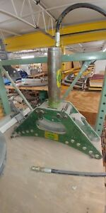 Green Lee 880 Hydraulic Bender Incomplete With 2 Shoe Offers Accepted