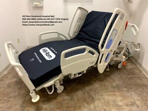 Refurbished Hill Rom Careassist Hospital Bed Fully Adjustable Homecare Bed