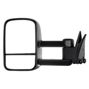New Driver Left Side Manual Towing Mirror For Chevy Gmc Suburban 1500 2500 92 99