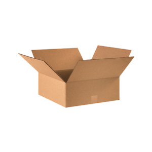 16x16x6 Shipping Boxes 25 Or 50 Pack Packing Mailing Moving Storage