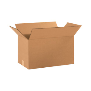 18x10x10 Shipping Boxes 25 Or 50 Pack Packing Mailing Moving Storage