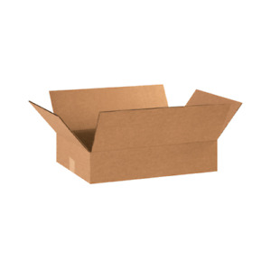 18x12x4 Shipping Boxes 25 Or 50 Pack Packing Mailing Moving Storage