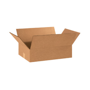 18x12x5 Shipping Boxes 25 Or 50 Pack Packing Mailing Moving Storage