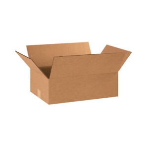 18x12x6 Shipping Boxes 25 Or 50 Pack Packing Mailing Moving Storage