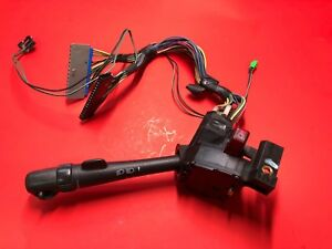 1999 2002 Chevy Silverado Tahoe Turn Signal Switch Multifunction Cruise Used