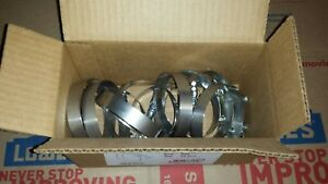 Ideal tridon 300100350051 T bolt Clamps 3 5 3 81 Box Of 10