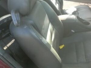 2006 Chevrolet Monte Carlo Passenger Front Seat Bucket Leather Manual 794113