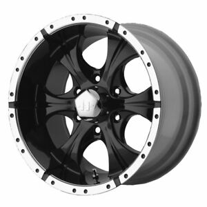 4 New 17 Wheels For Chevy Gmc Silverado 2500 3500 8 Lug 21817