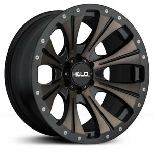 4 New 20 Wheels Rims For Ford F 250 F350 Super Duty 2wd 4wd 22110