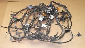 1987 91 Mustang Oem Hatchback Body Chassis Taillight Wiring Harness 5 0