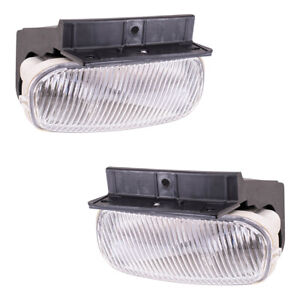 Ford Ranger Mazda Pickup Truck Set Of Fog Lights Lamps Zzs051690 Zzs051680