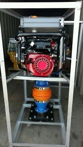 Jumping Jack Compactor new