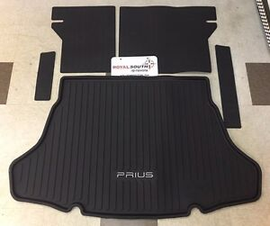 Toyota Prius 2016 2017 All Weather Cargo Cover Tray W Spare Genuine Oem Oe