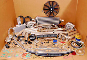 Mopar Small Block Tt Dodge Rt 1000hp Twin Turbo Kit 318 340 360 5 2l 5 9l Magnum