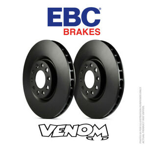 Ebc Oe Front Brake Discs 294mm For Toyota Gt86 2 0 Uk Spec 200bhp 2012 D972