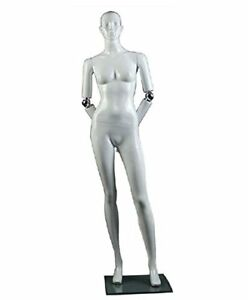 Amko Fw 1 Flexible Elbow Mannequin Female Flexible Arms At Elbows Bendable