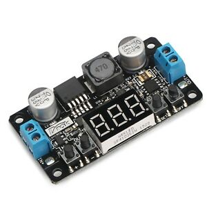 Drok Lm2596 Numerical Control Voltage Switching Regulator Dc Buck Converter With