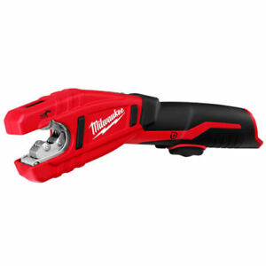 New Milwaukee 2471 20 M12 12v 12 Volt Cordless Copper Tubing Cutter New In Box