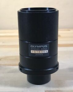 Olympus Microscope Photo Adapter 3040 adu For Dc With Optics Global